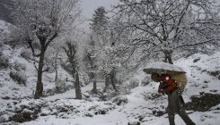 Kashmir continues to shiver due to biting cold