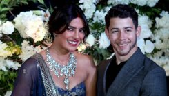 Priyanka, Nick host reception in Mumbai