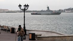 Russian fighter jets land in Crimea