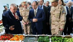 El-Sissi's call on Egyptians to lose weight create stir