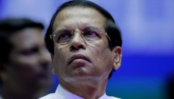 Sirisena meets organisers, hints at 2019 election year