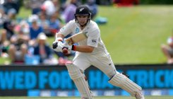 Latham, Nicholls give NZ give lead