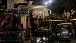 Egypt bombing: Forces kill 40 suspected militants