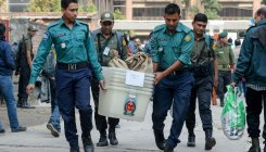Security beefed up in Bangladesh ahead of election