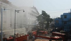 Fire breaks out at Calcutta Medical College