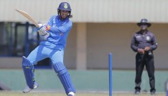 Smriti Mandhana named 'Women's Cricketer of the Year'