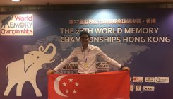 Indian-origin wins gold at World Memory Championships