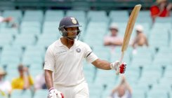 Disappointed I threw away my wicket: Agarwal