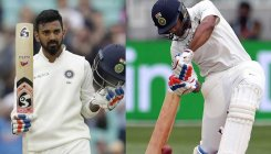 Rahul-Agarwal first pair from Karnataka to open in Test