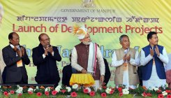 Govt implemented projects worth 12 lakh cr: PM