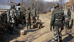 CRPF jawan shoots self after firing at colleagues
