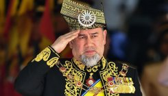 Malaysian king abdicates in historic first