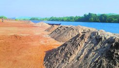 Sand shortage issue to be sorted by Jan 12