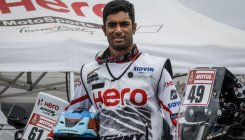 Hero confident of strong outing in Dakar