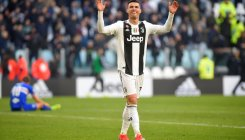Ronaldo brace seals new record for Juventus