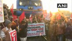 BJP offices locked by protesters in Assam