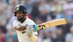 Pujara moves up to third spot
