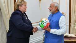 'Global trade rules connect Norway with India'