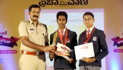 Christ School students win Prajavani quiz championship