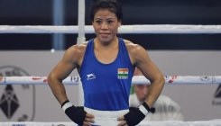 Mary Kom becomes world's top woman boxer