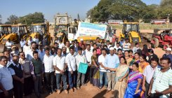 Swachh Survekshan: Machines offered to clear debris