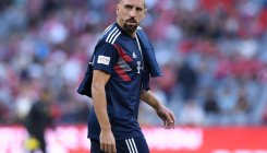 Ribery to be handed heavy fine for Twitter outburst