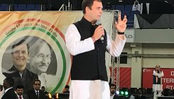 Cong will fight polls in UP with full capacity: Rahul