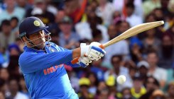 Dhoni is ideal number 4: Rohit