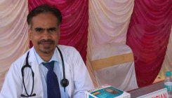 Right to healthcare: City doctor on a nationwide yatra