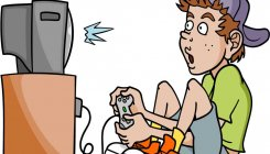 Gaming addicts vulnerable to psychological disorders