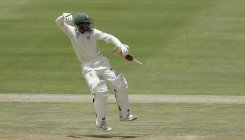 De Kock, Steyn put South Africa on course