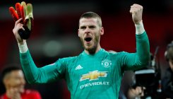 Rashford, De Gea earn Man United victory