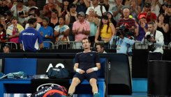 Murray bows out of Australian Open after epic comeback