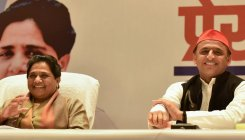 Mayawati seeks UP win from supporters as birthday gift