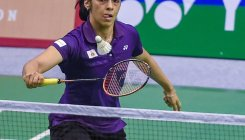 Saina, Kashyap, Srikanth enter second round