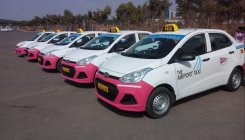 Pink taxis: safer commutes now?