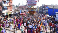 Choornotsava comes to end in Udupi