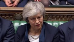 British press says Theresa May 'crushed' by defeat