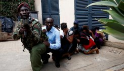 15 dead in Islamist attack on Kenya hotel complex