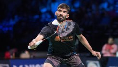 Saina, Srikanth move into quarters