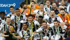 Ronaldo seals Italian Super Cup for Juventus