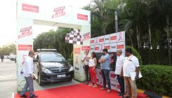 Ashima, Amrita take lead in 'Divas on Wheels' rally