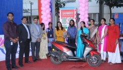 HP inaugurates exclusive fuel dispensing unit for women