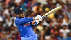 Dhoni scripts India's ODI series victory in Australia
