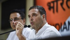 Rahul extends support to Mamata's mega opposition rally