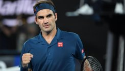Roger Who? Federer can't get past Aus Open security