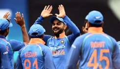 Indians praised for perfect finish to historic tour