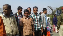21 Bangladeshis deported from Assam
