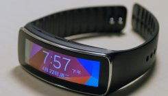 Get fighting fit with fitness bands