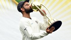 India's dream triumph in Oz